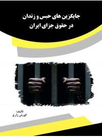 جایگزین های حبس و زندان در حقوق جزای ایران