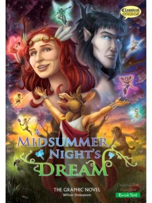 A midsumer nights DREAM